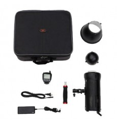 Falcon Eyes TTL Studio Flash Satel Two on Battery for Canon