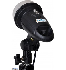 FM120 - Mini Flash, réglable 120/60 Ws (Joule), Lampe pilote 34 LED