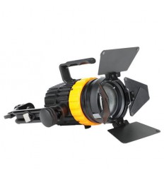 Falcon Eyes Bi-Color Mini LED Fresnel P-5AD 50W