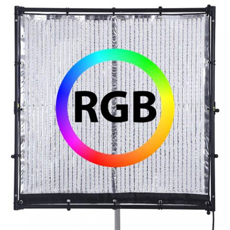 Falcon Eyes Flexible RGB LED Panel RX-7120 121x121 cm