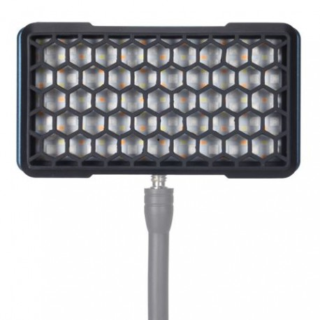 Falcon Eyes RGB LED Lamp PockeLite F7 with Battery, Diffuser and Grid