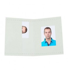 Benel Passport Photo Wallets White 500 Pcs.