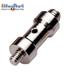 "SP4M8M - Spigot 5/8"" - 46mm (mâle 1/4"" - mâle 3/8"") - illuStar"
