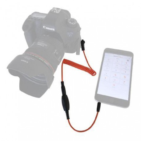 Miops Smartphone Shutter Release MD-SA1 with SA1 cable for Samsung