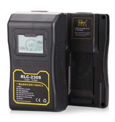 Rolux V-Mount Battery RLC-230S 230Wh 14.8V