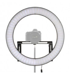 LED Ring Lamp Dimmable DVR-512DVC on 230V - Falcon Eyes